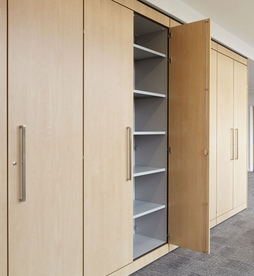 Large Office Storage Cupboards