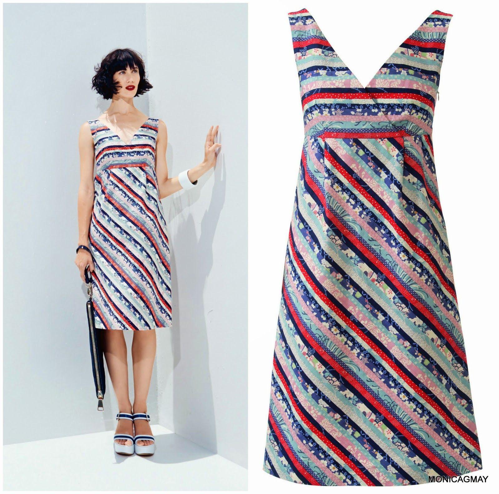 Costura, Moda y lo que caiga: BURDA 06/14 | Ropa sencilla ...
