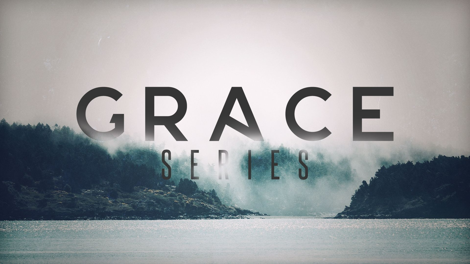 GRACE sermon series design finding God in the storm   Church