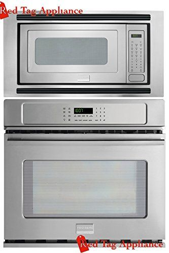 Bundle 3 Items Frigidaire Professional Piece 27 Stainless Steel Electric Wall Oven