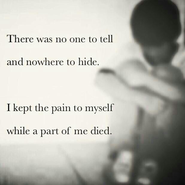 sad abuse quotes