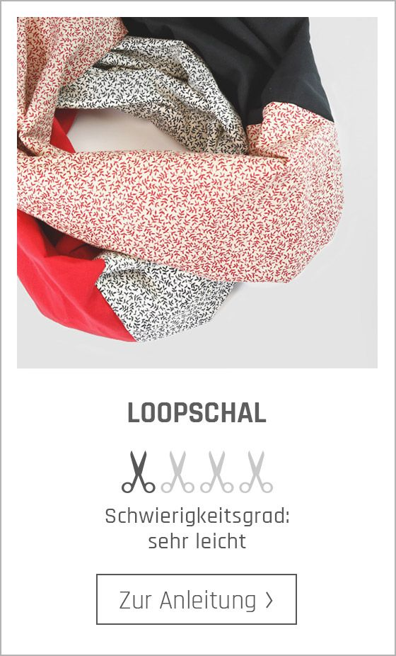 Photo of Anweisungen zum Nähen von Schleifenschals