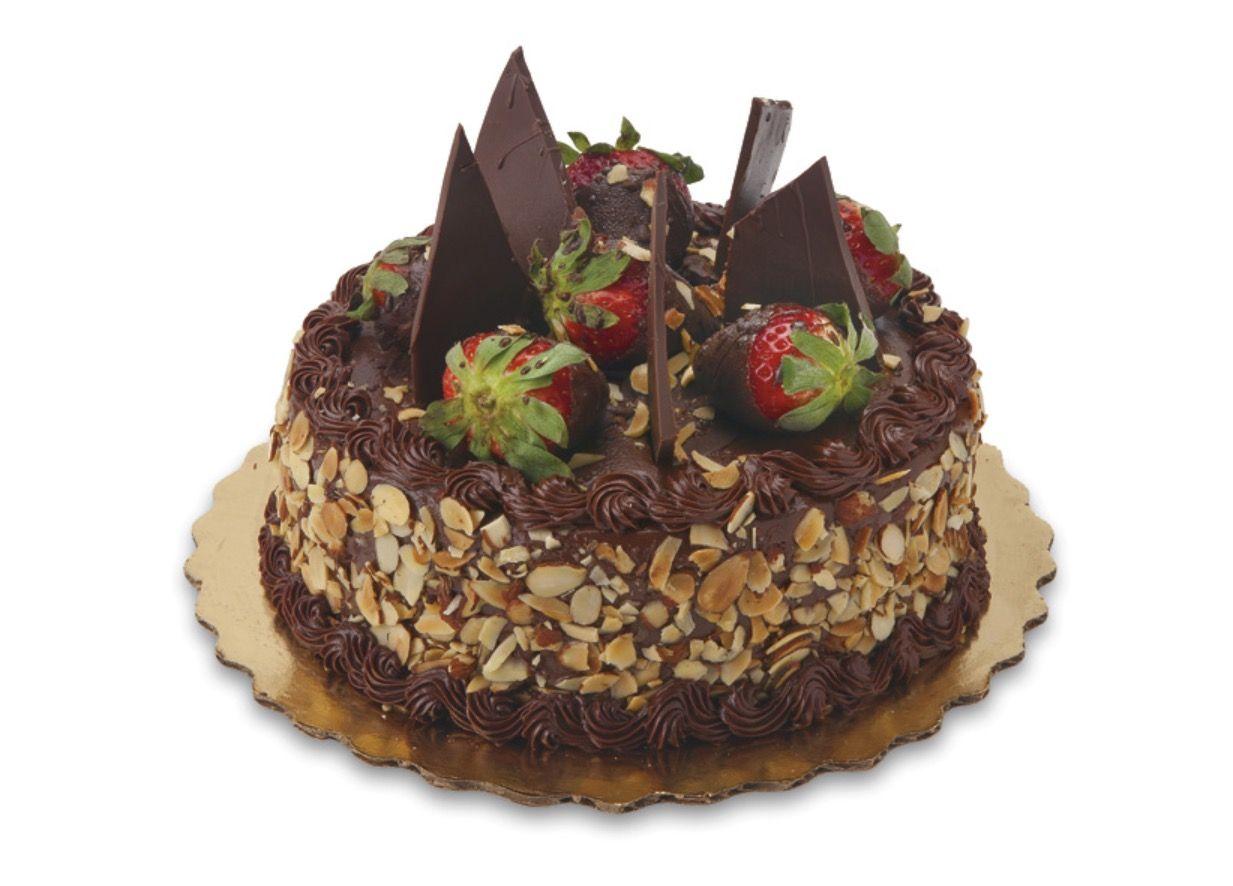 Chocolate Avalanche Cake... A cascade of chocolate