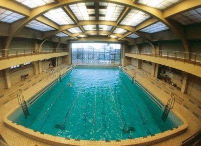 Les bains de la ville de Bruxelles
