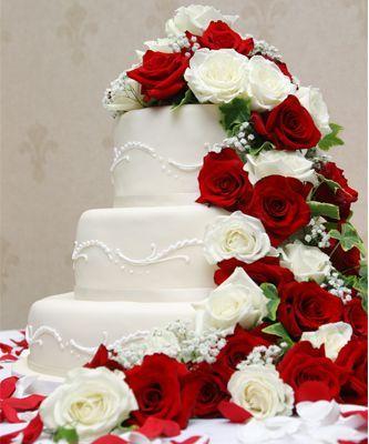 Einfach Nur Weil So Schone Rote Rosen Drauf Sind D Hochzeit