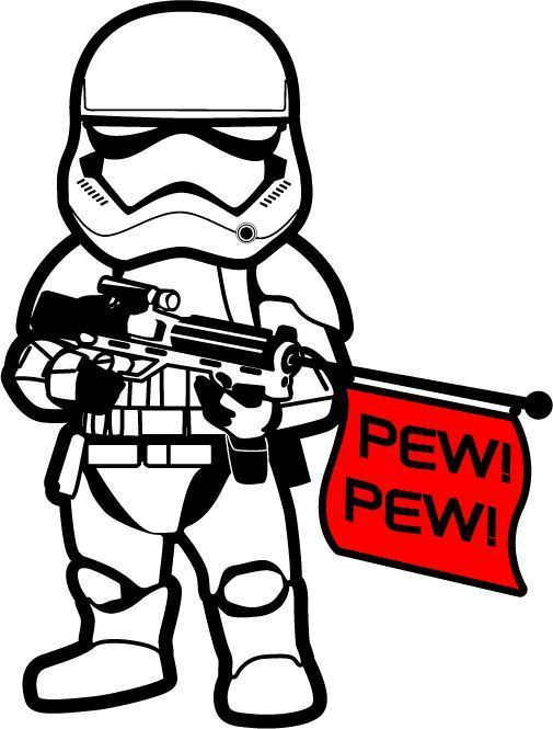 Storm troopers svg | Etsy