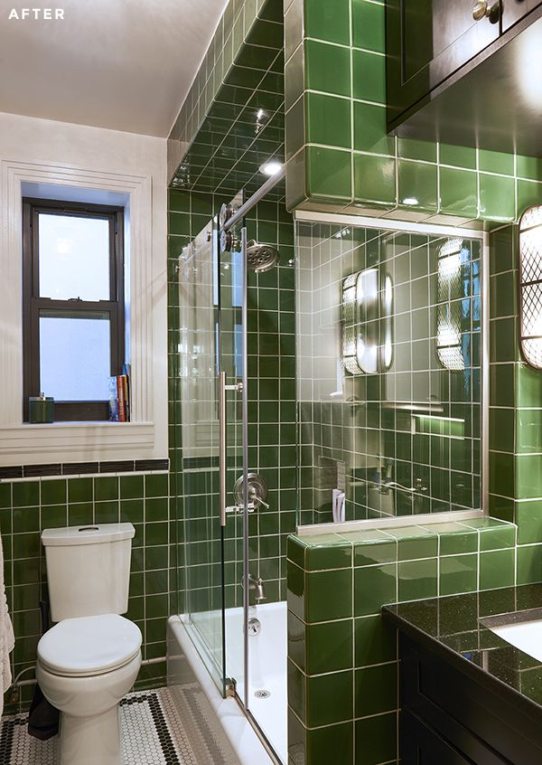 Bathroom Renovation Nyc Cost before & after: colin and orli's sweetened crown heights co-op