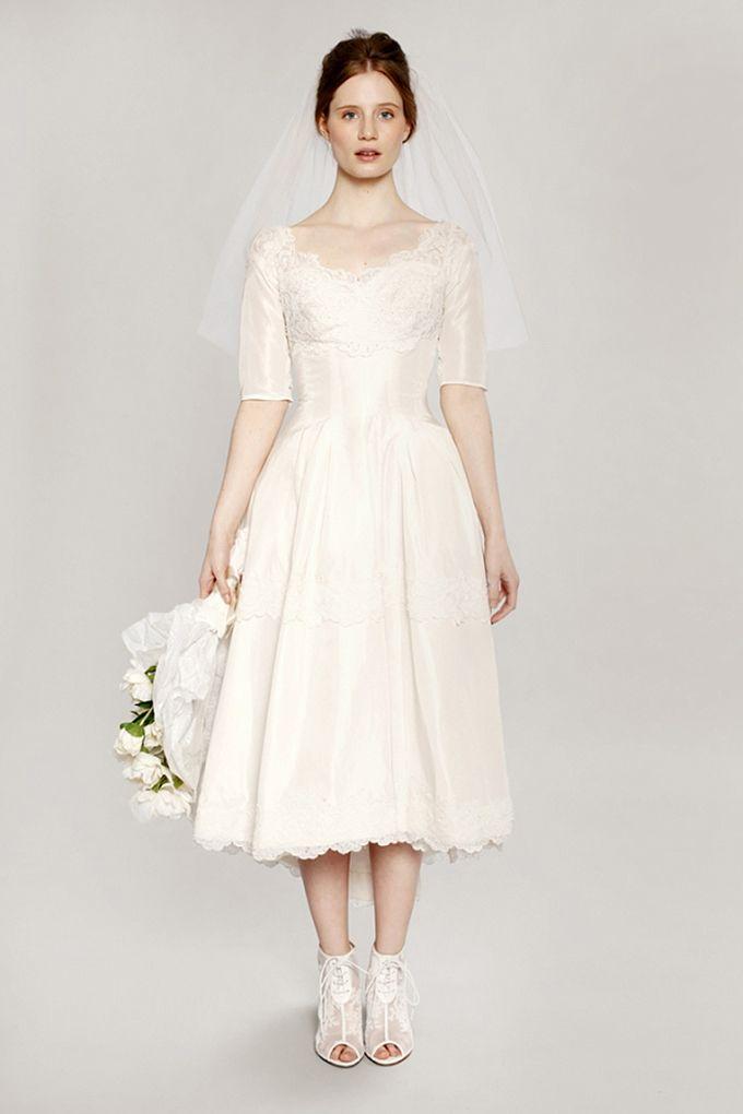 1950\u0027s Vintage Wedding Dresses