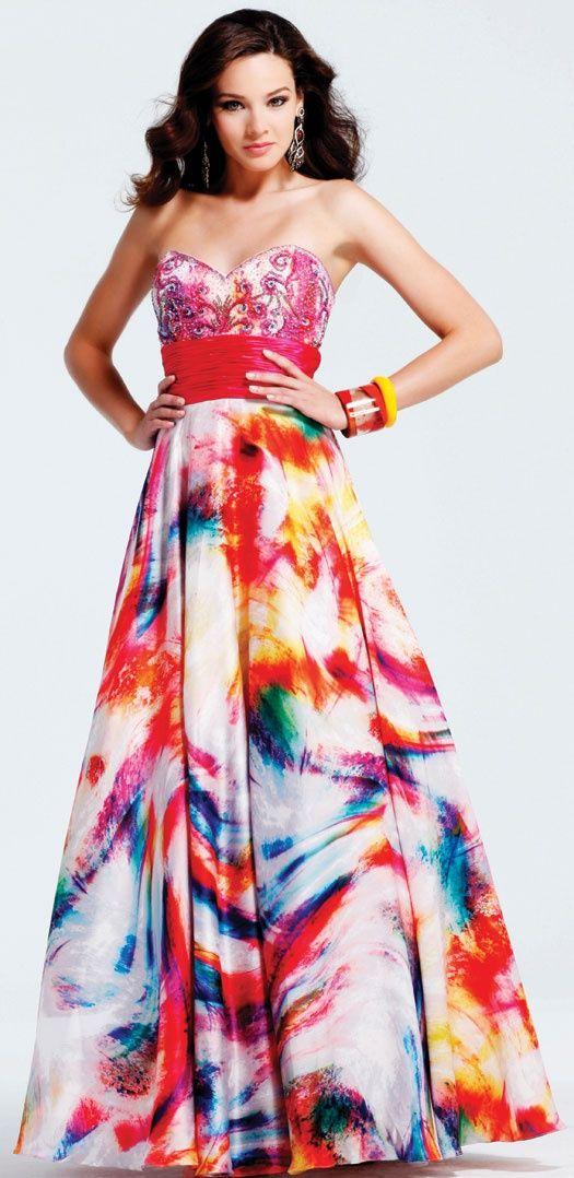 Colores de vestidos de fiesta para el dia