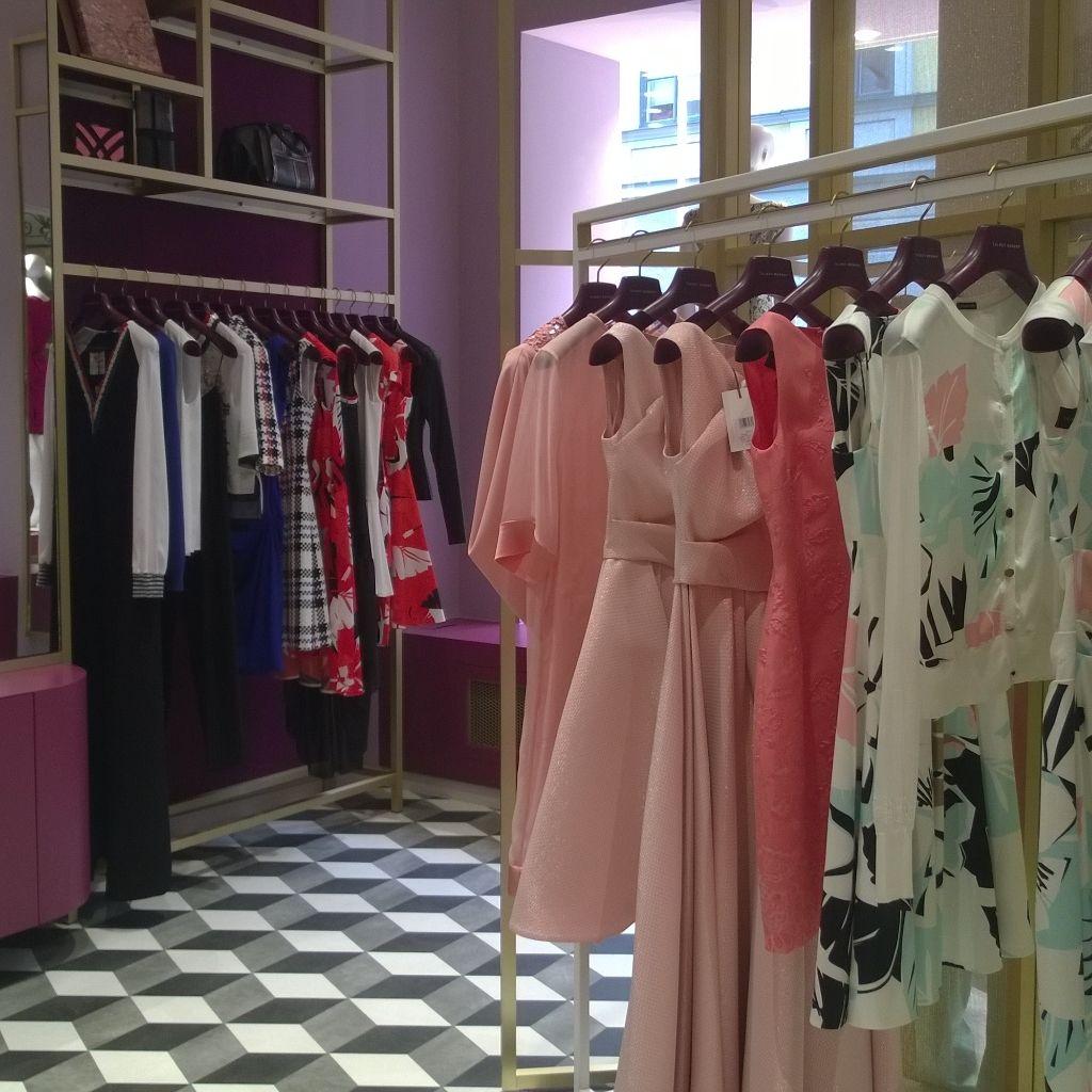 Abendkleider von Talbot Runhof in Munich. Made in Germany! (mit