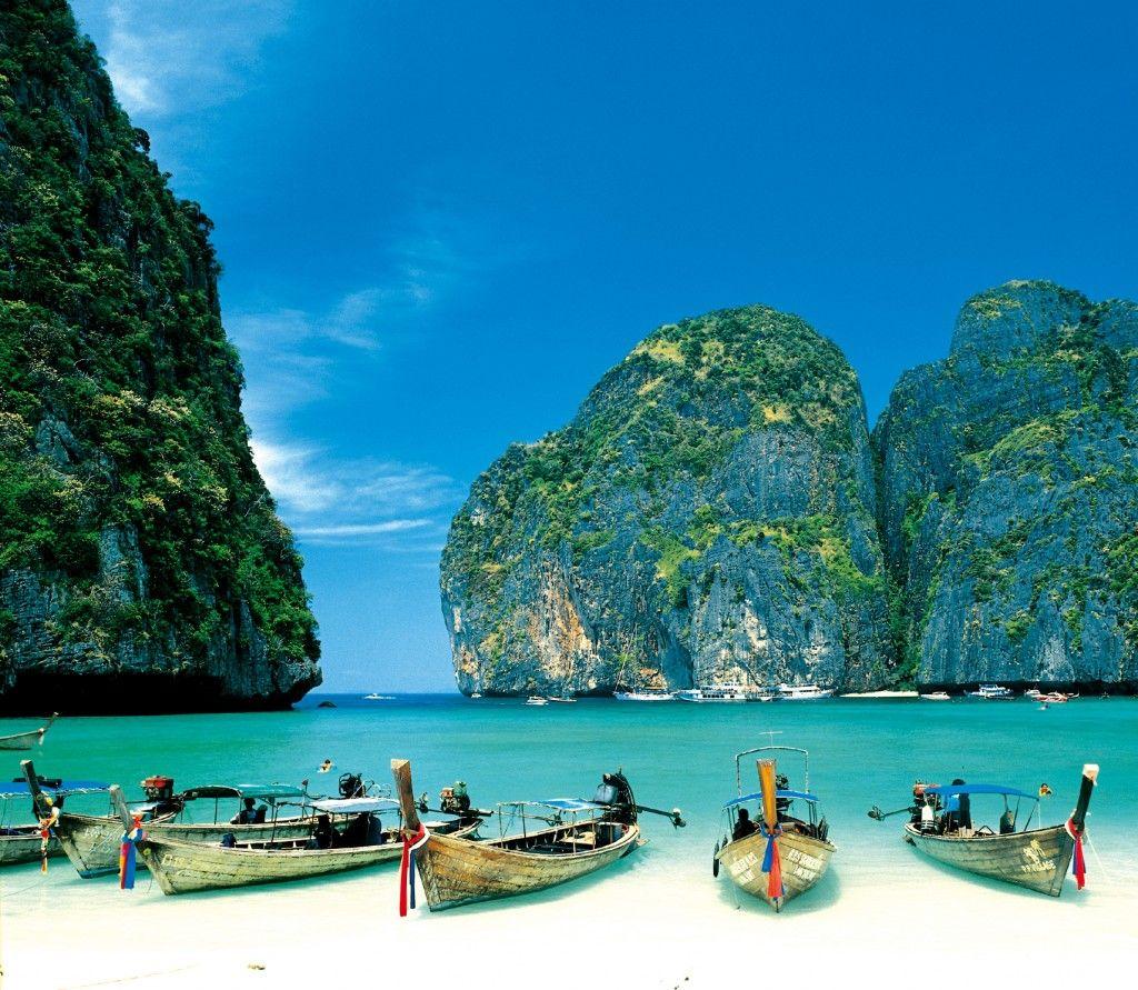 Phi Phi Beach: Secret Beach Near Bangkok, Thailand