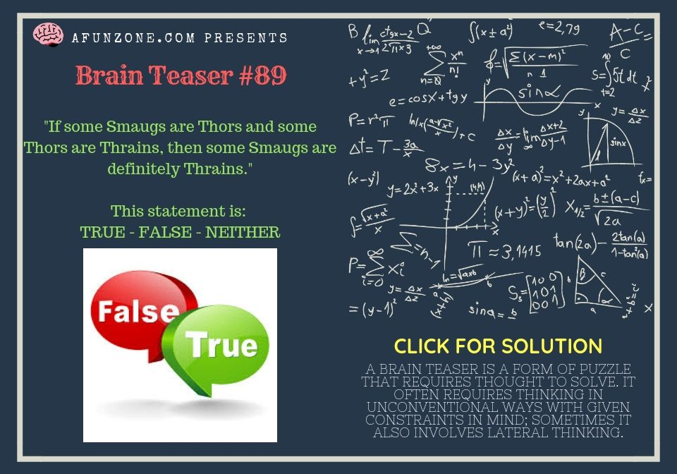 Today's Topic brainteaser Puzzle education words
