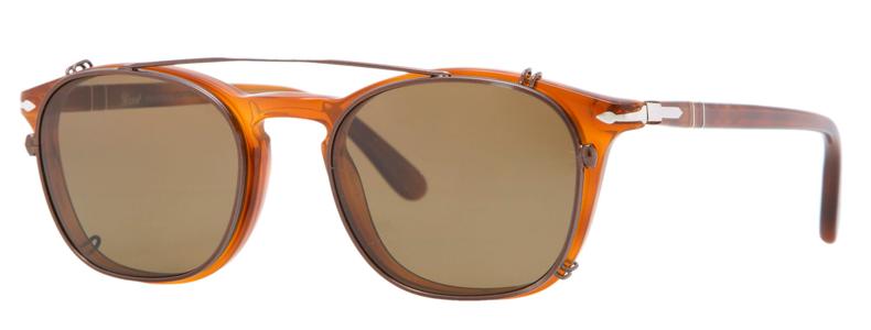 2459508285 Persol. Persol Clip On Sunglasses ...