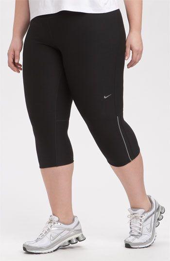 Best workout pants!! Nike 'Filament' Capris (Plus) available at ...