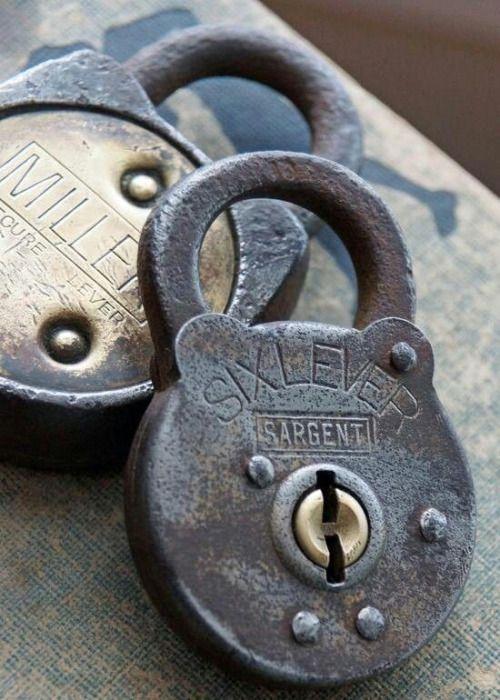 Under Lock And Key Old Keys Key Lock Key