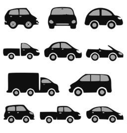 Cars Silhouette Svg Picture Car Silhouette Silhouette Svg Silhouette Pictures