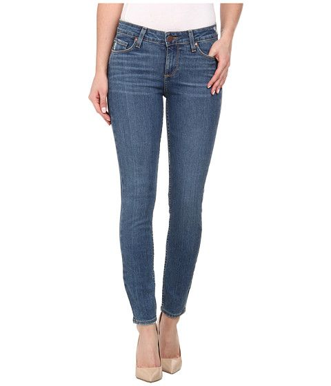 PAIGE Verdugo Ankle With Caballo Inseam In Mira. #paige #cloth #jeans