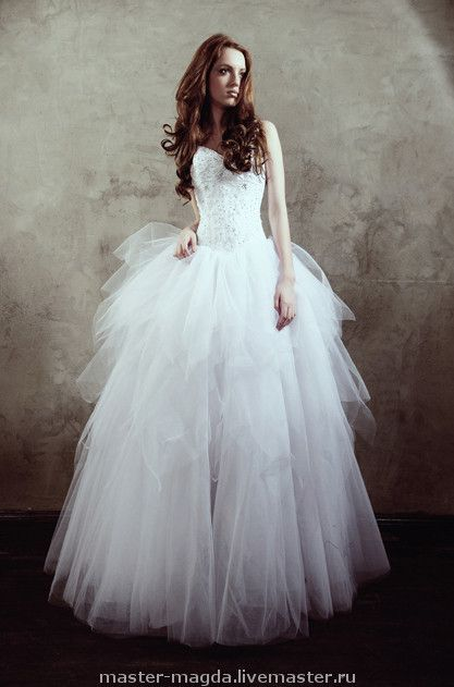 Photo of Gorgeous wedding dress / Handmade clothing and accessories