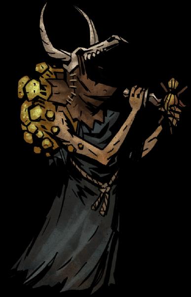 File Hateful Virago Png Darkest Dungeon Dungeon Bestiary