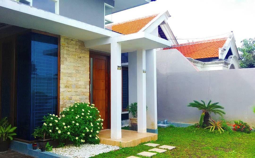 Lihat Warna Cat Teras Rumah Minimalis Modern Warnacat Net