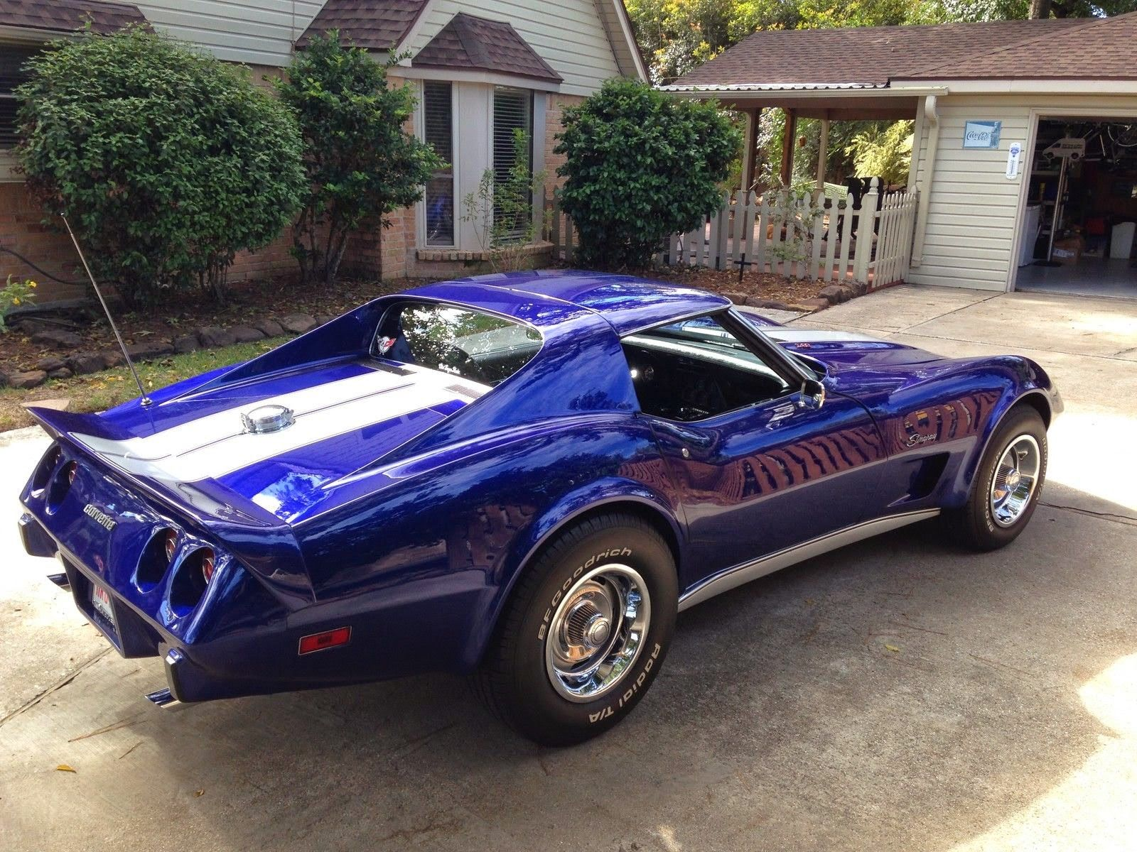 1975 Corvette Convertible For Sale in Pennsylvania | 1975 Blue ...