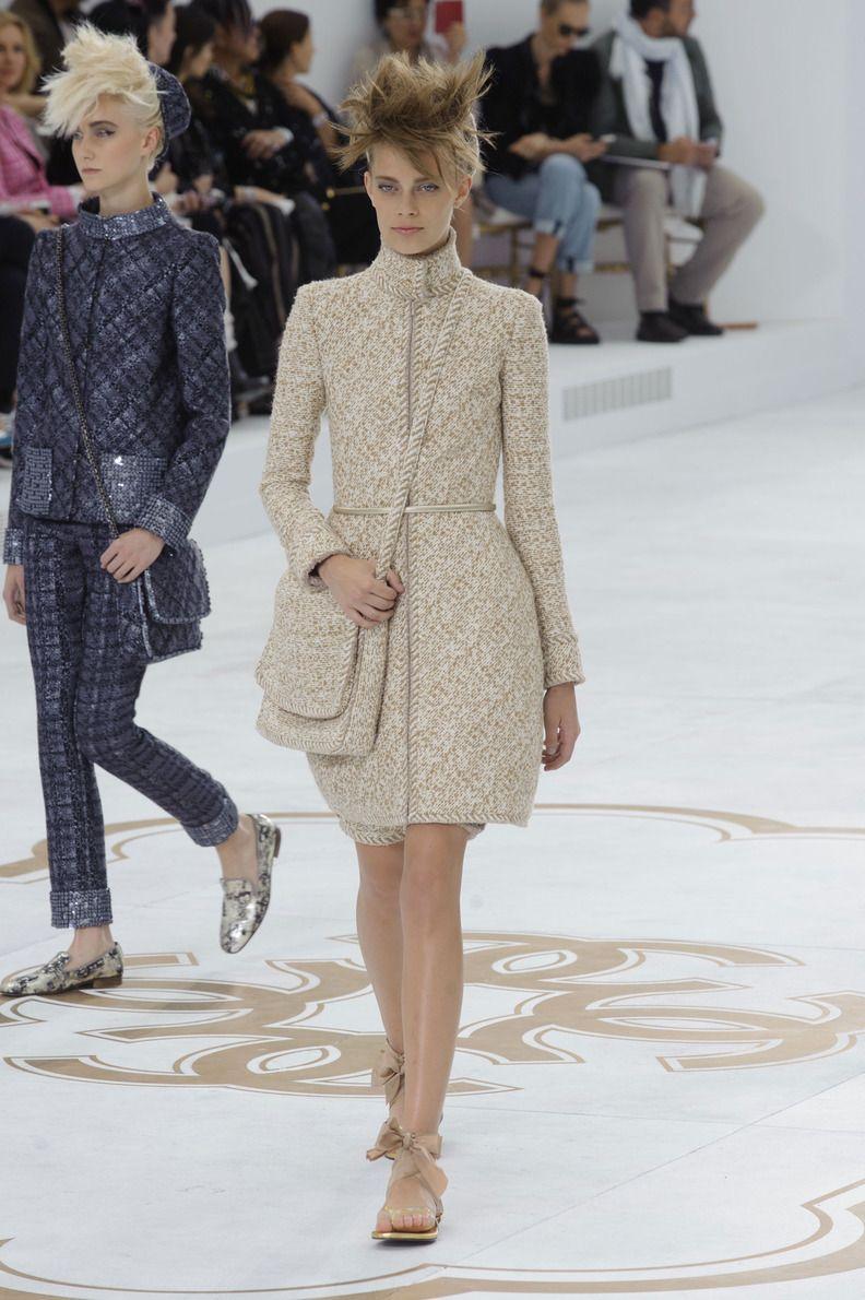 f8c60d292c1b1a Défilé Chanel Automne-hiver 2014-2015 Couture