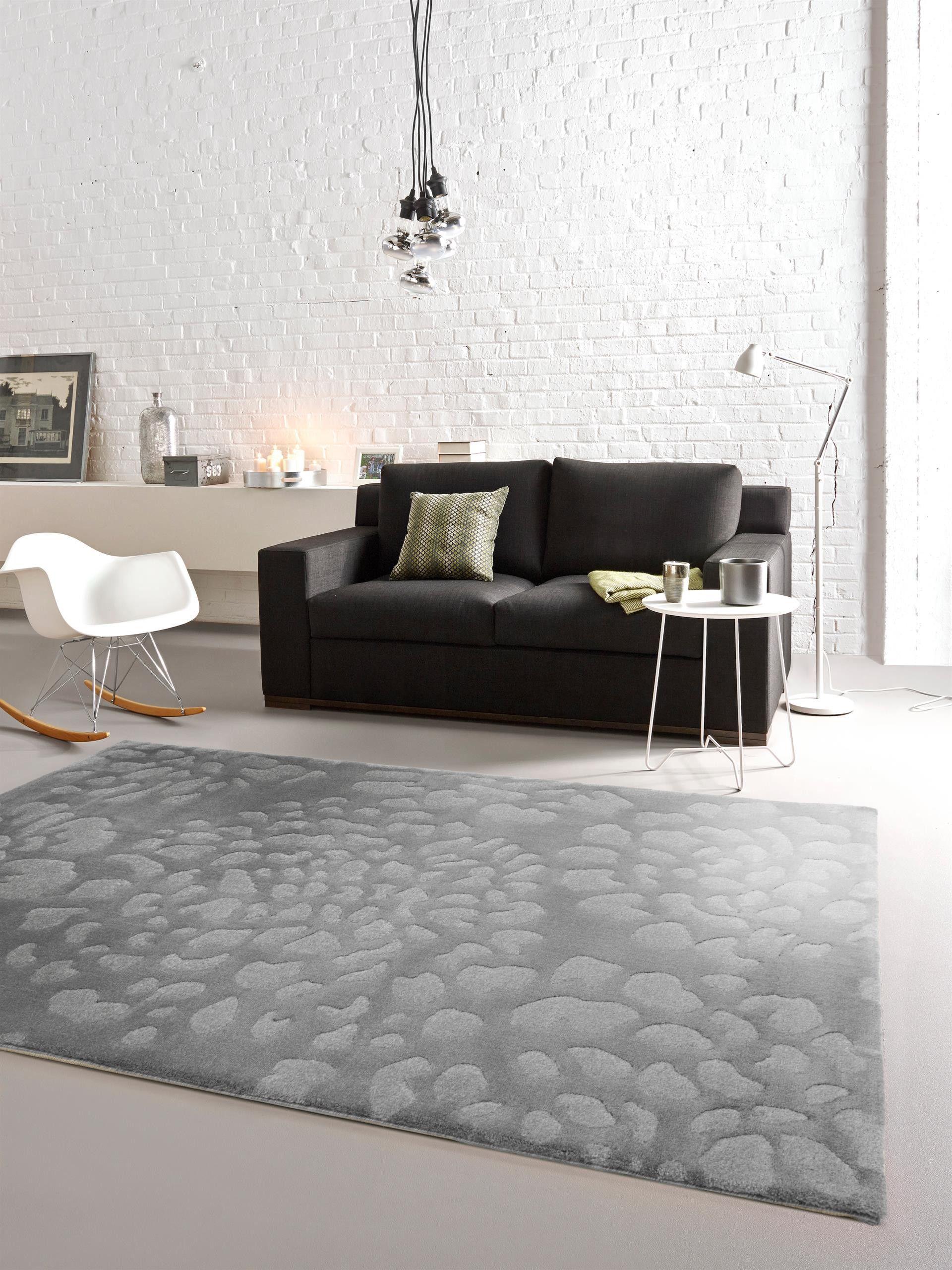grau verliert nie seinen glanz der benuta teppich opus dahlia ist deshalb das perfekte. Black Bedroom Furniture Sets. Home Design Ideas