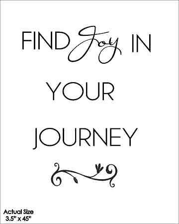 Find Joy In Your Journey For Nursing Home Walls Acts Joy