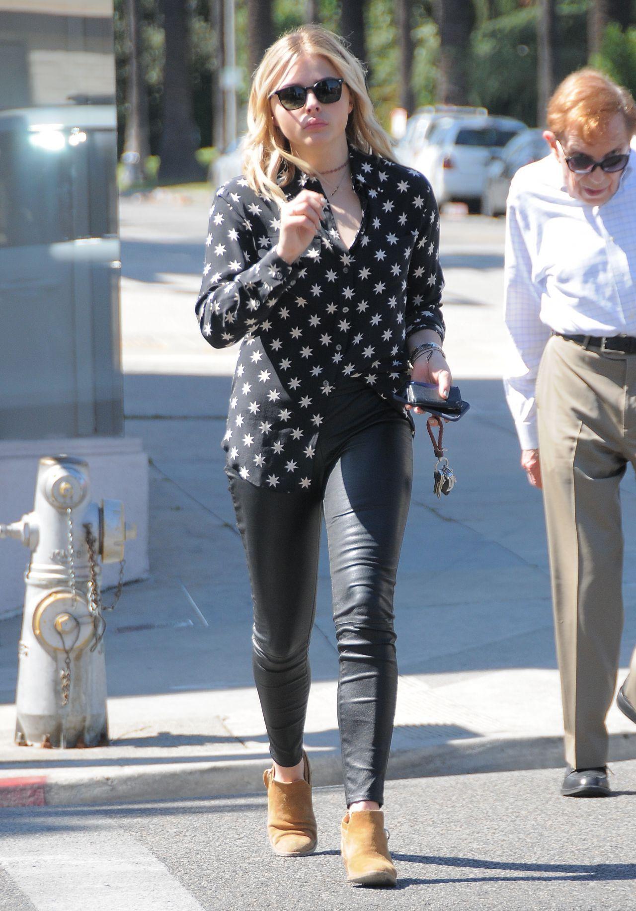 cf80cdc3110c Street style shop celebrity updates chloe grace moretz styles april jpg  1280x1833 Chloe sunglasses celebrities