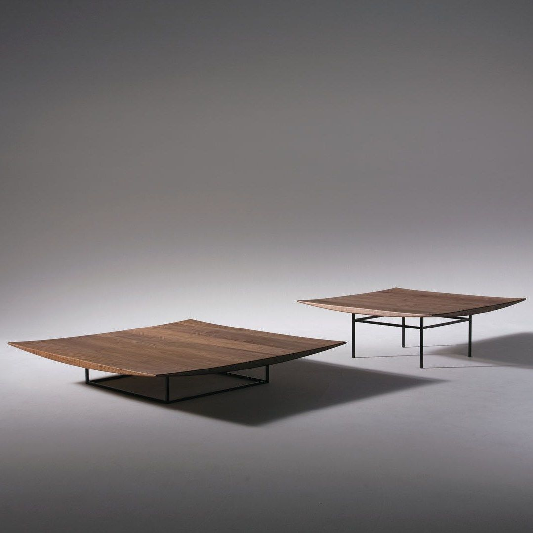 Ritzwell S Coffee Top Oiled Walnut Table By Jun Kamahara Coffee Table Living Room Coffee Table Coffee Table Design [ 1079 x 1079 Pixel ]