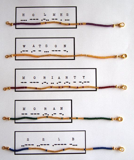 Morse code names bracelets    wwwetsy de listing - sample morse code chart