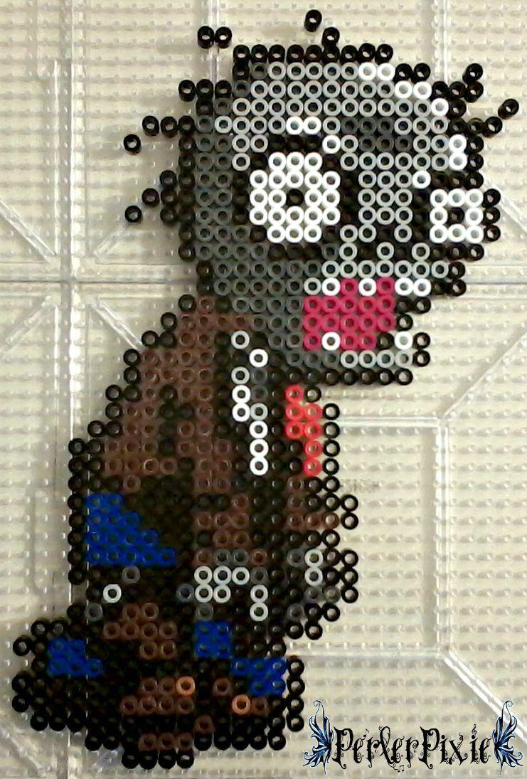 Plants vs. Zombies - Zombie perler beads by PerlerPixie | minecraft ...