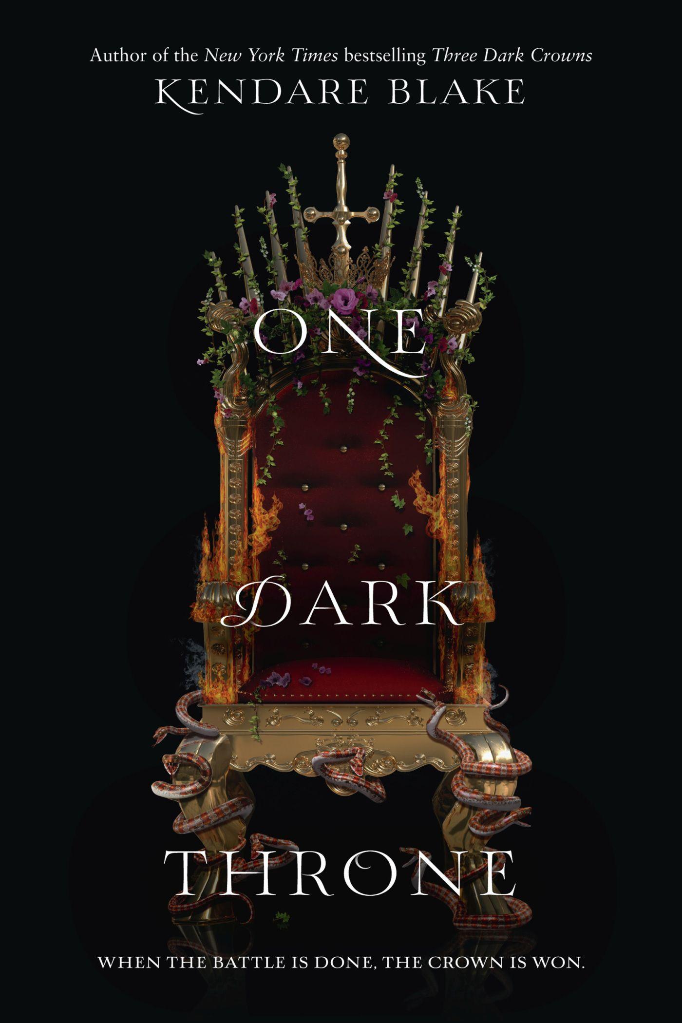 DOWNLOAD PDF: One Dark Throne by Kendare Blake