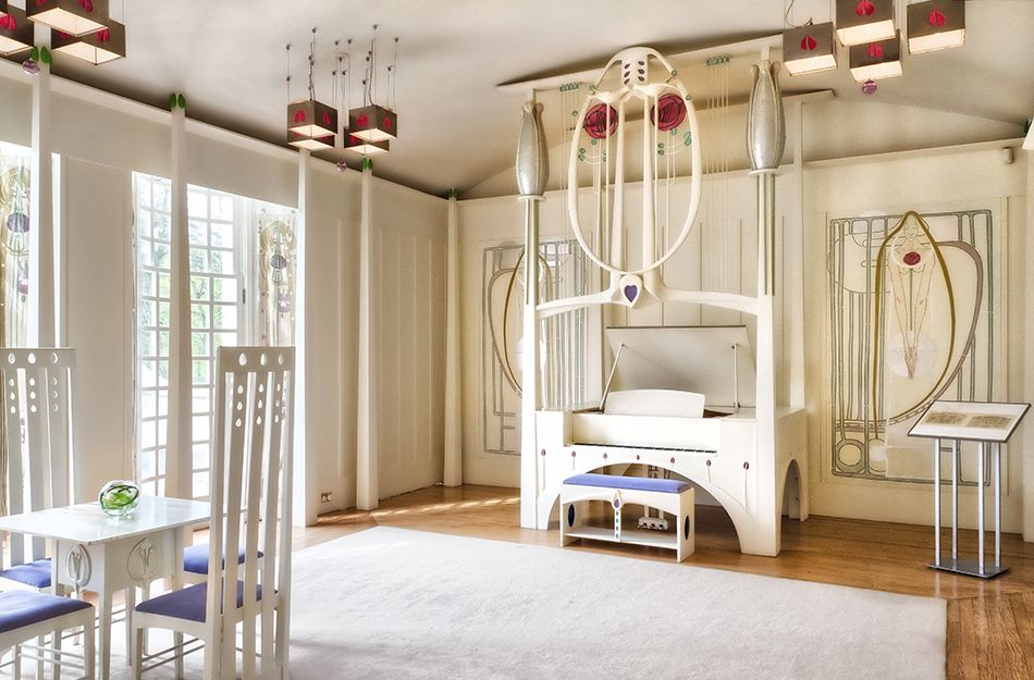 Mackintosh House Glasgow Google Search Wall Sconces Bedroom Sconces Living Room Vintage Wall Sconces