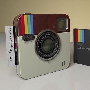cute! for Instagram lovers ;)