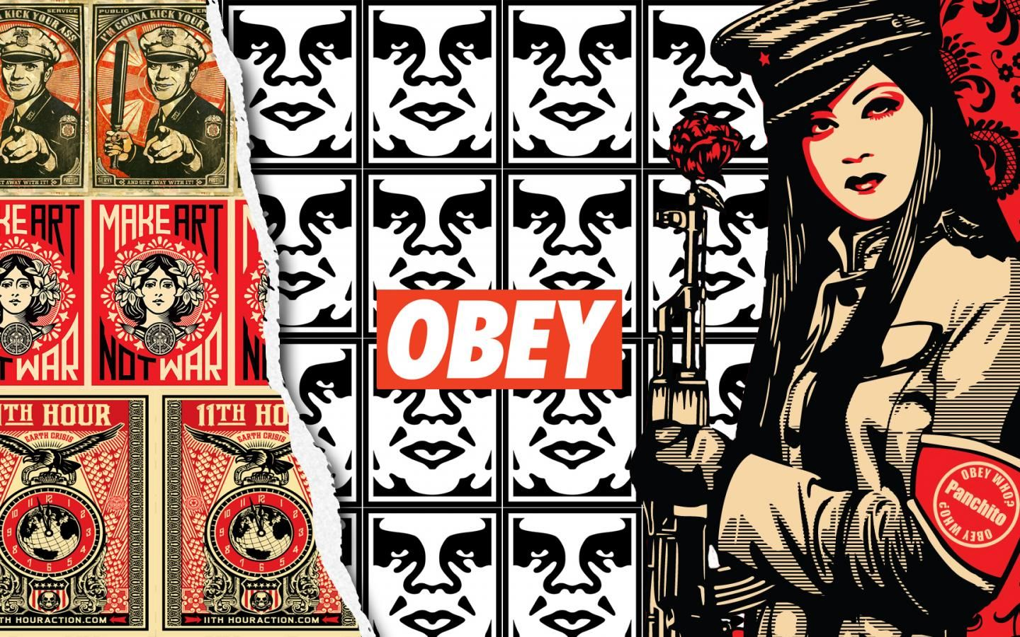 5 Top Obey Wallpaper High Definition For Your Pc Desktop Or Mac