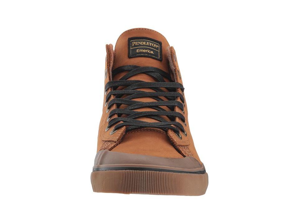 Emerica Mens Indicator High Skate Shoe