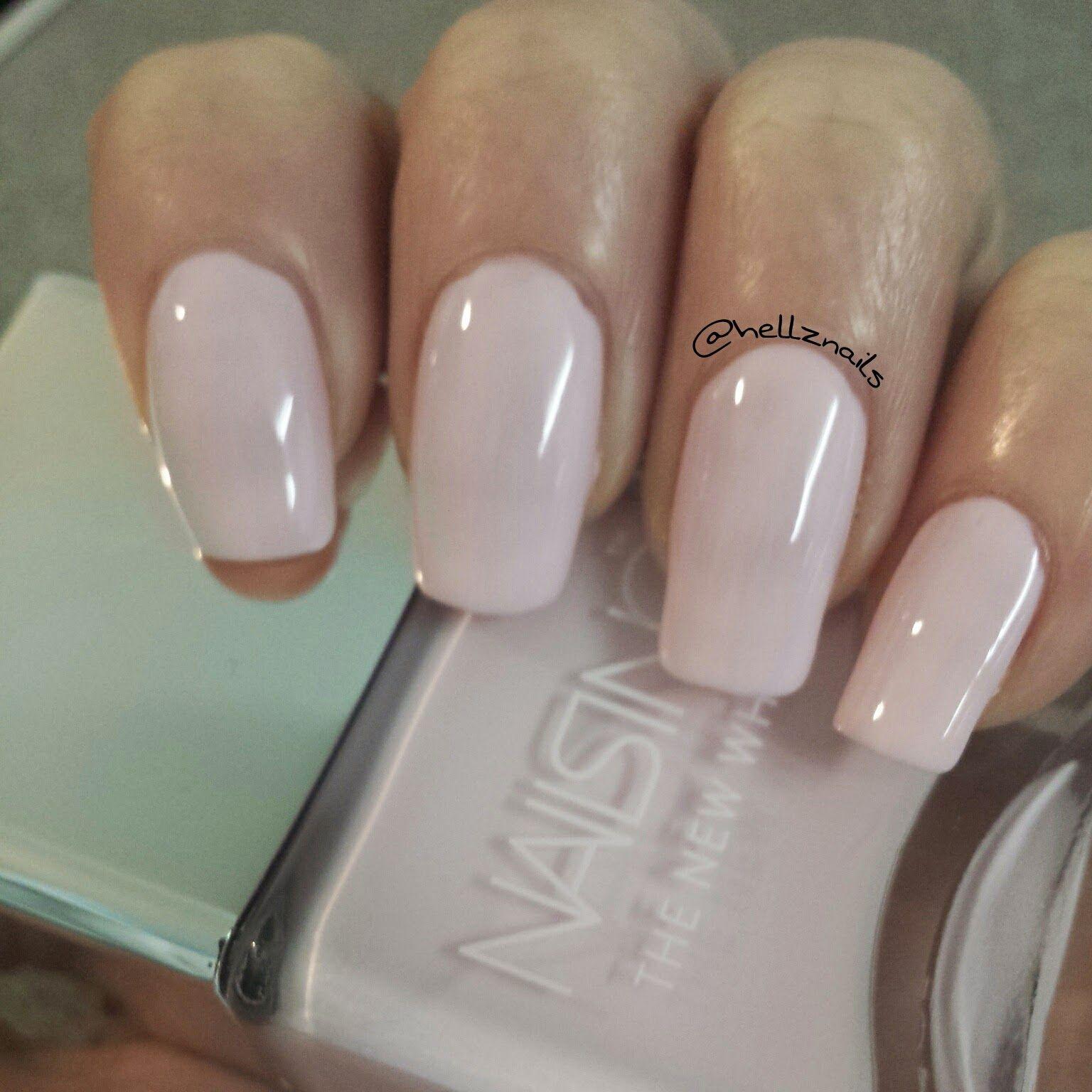 Nails inc gel nail colors and gel nail polish on pinterest - Nails Inc Lilly Road Nail Polish Swatch