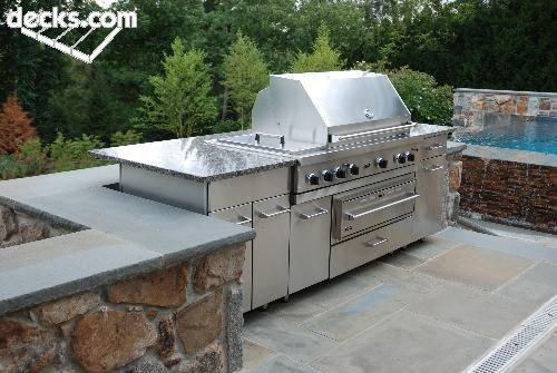 Viking Outdoor Kitchen | outdoor designs | Kitchen, Home ...