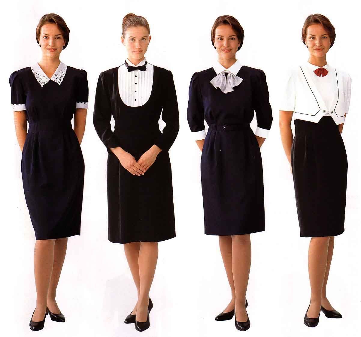 Hot Item Restaurant Uniforms Restaurant Uniforms Housekeeping