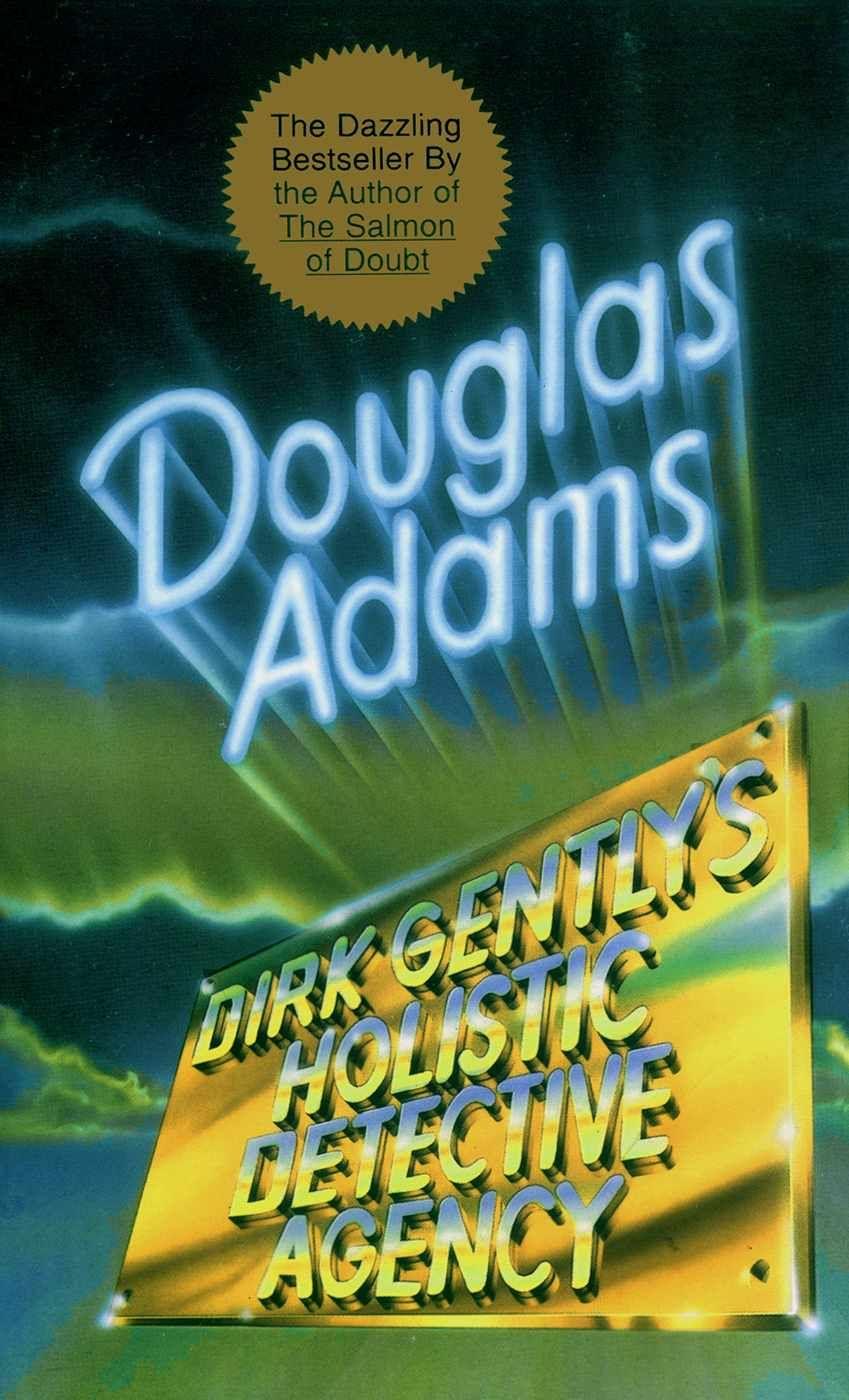 28 Dirk Gently's Holistic Detective Agency Ebook: Douglas Adams: Amazon:  Fremdsprachige