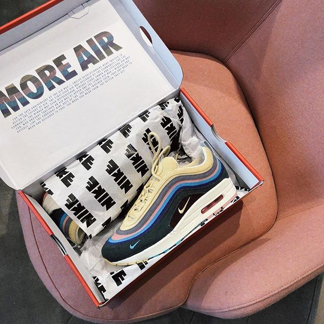 The Nike Air Max 97/1 by Sean Wotherspoon will release on