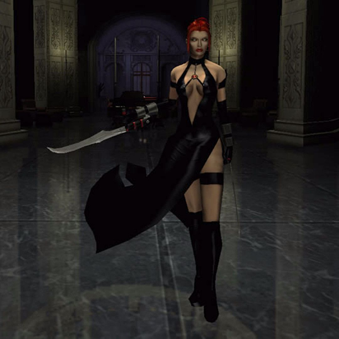 Bloodrayne 2 Hack And Slash Rayne Playstation