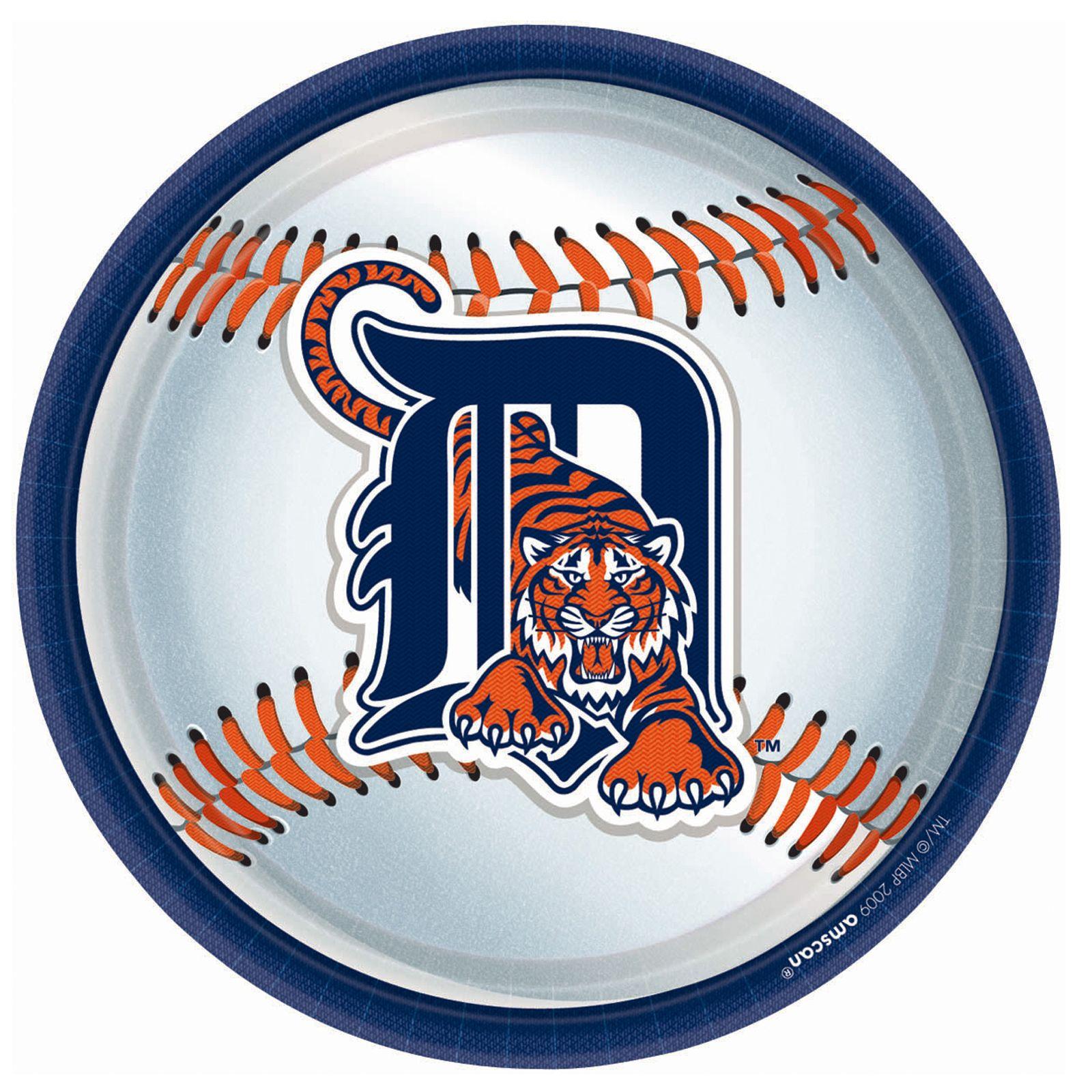 Detroit Tigers Birthday Cake