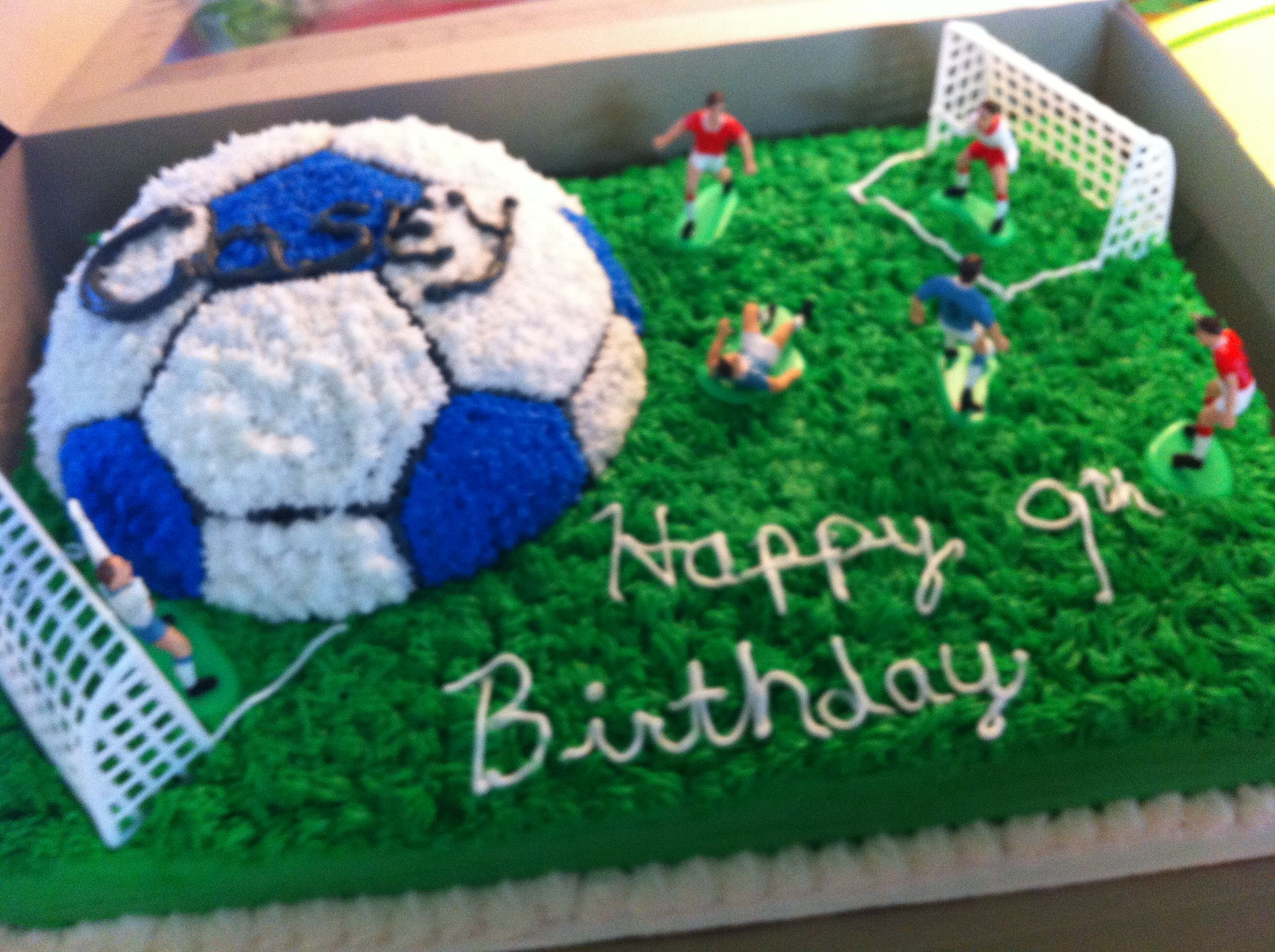 Soccer Cake Penny S Bake House Cakes Cupcake Cakes