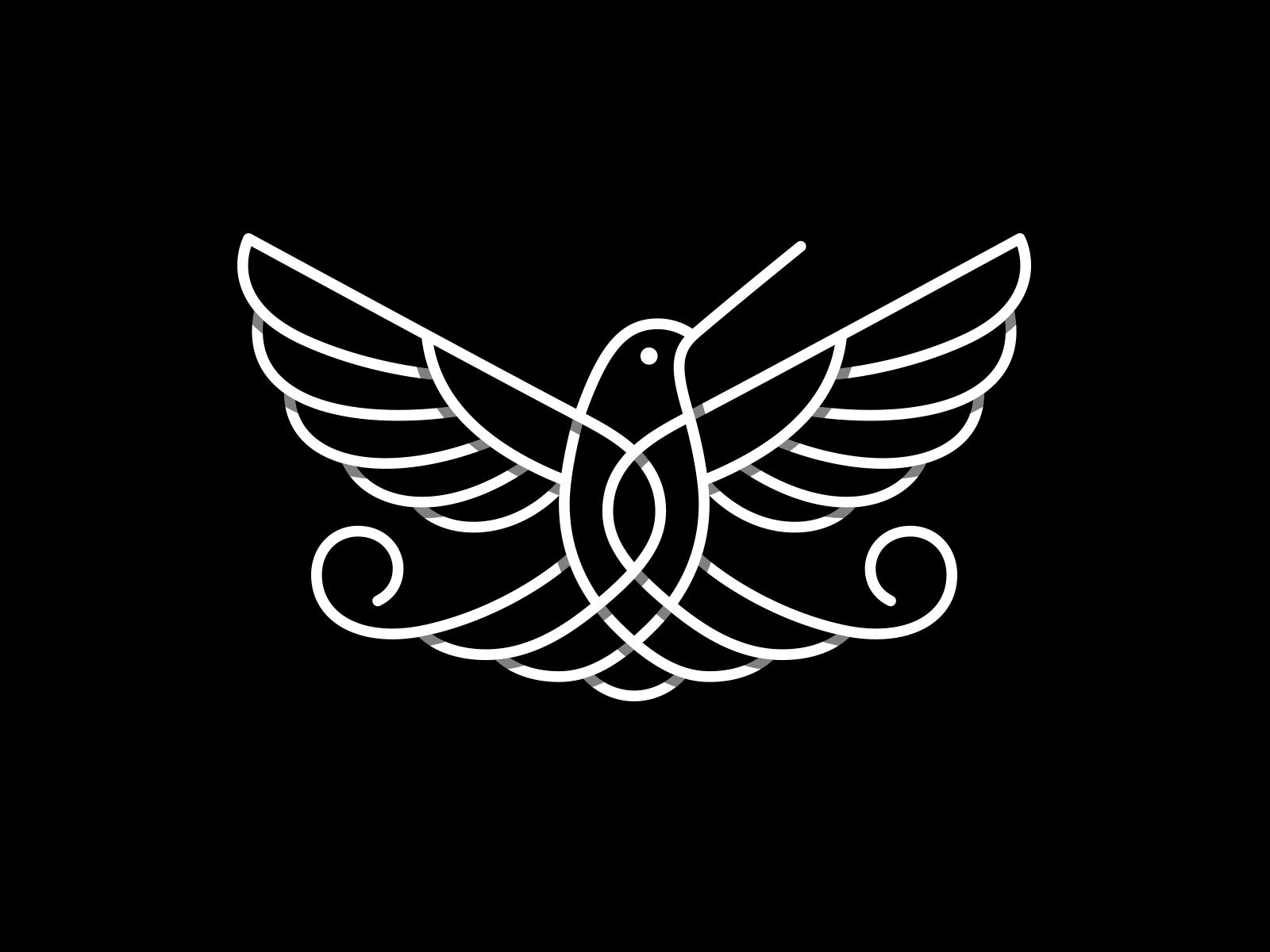 Hummingbird for Minifund in 2020 Outline designs, Wings