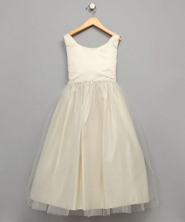 Would Make A Simple Flower Dress You Could Even Add Colored Sash To Compliment Bridesmaids