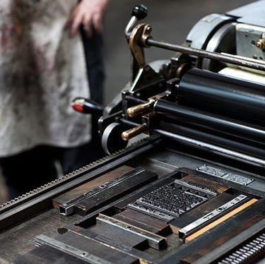 Image result for Printing Services - Old And New Techniques