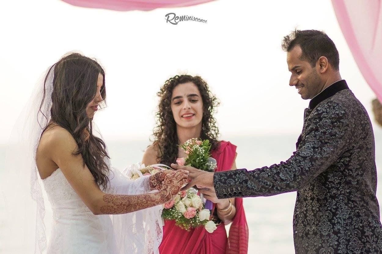 christian bride #kerala wedding #beach wedding #destination wedding ...