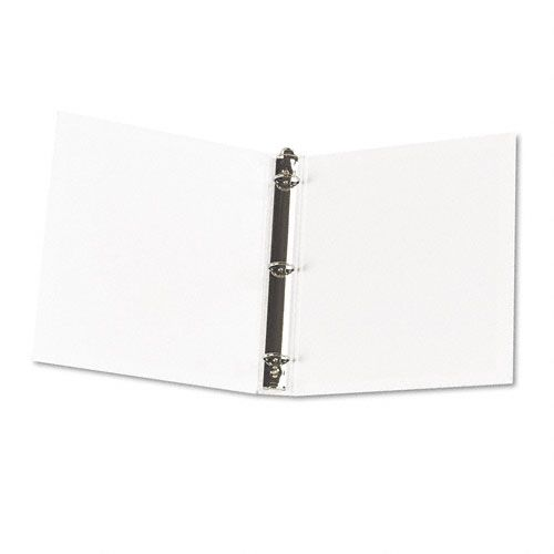 Aurora 1 White Elements Eco Friendly Round Ring Binder Binding Covers Binder Ring Binder